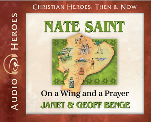 Nate Saint Audiobook