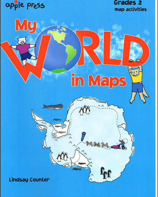 My World in Maps: Grade 2