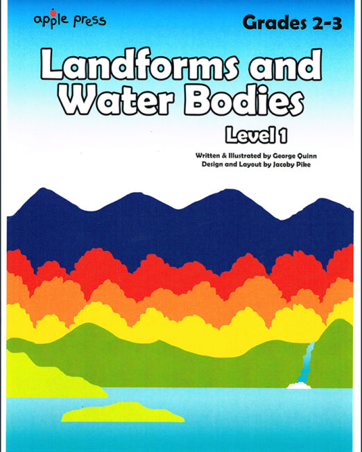 Landforms & Water Bodies 1