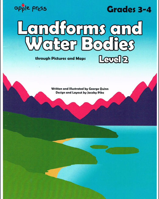 Landforms & Water Bodies 2