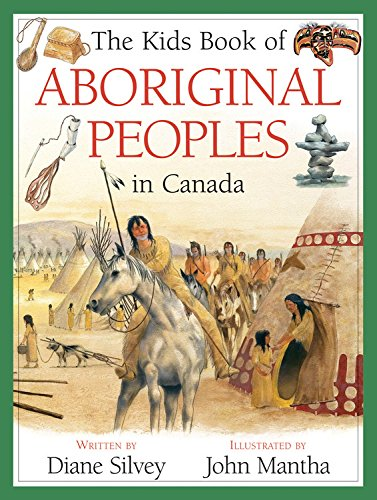 Kids Book of Aboriginal Peoples