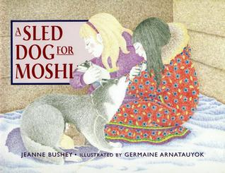 Sled Dog for Moshi